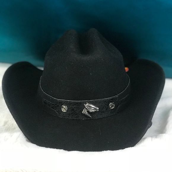 Bull Hide Children Cowboy Hat NWT f762b350ad20
